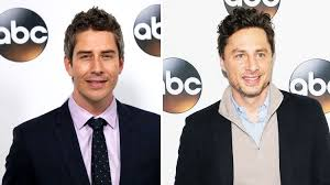 Zach Braff Meme - arie luyendyk jr and zach braff are twins in this hilarious new pic