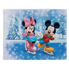 mr christmas 11032 winter wonderland 8x10 disney illuminart with