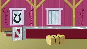 A Cartoon Barn Inside The Barn By Paulysentry On Deviantart