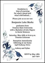 graduation ceremony invitation vertabox