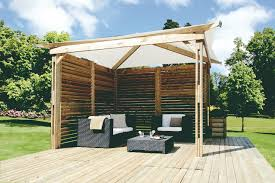 comment fermer une pergola couverture terrasse mobil home clairval terrasse kit
