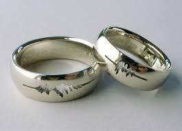 batman wedding band 23 adorkable wedding rings for geeks in