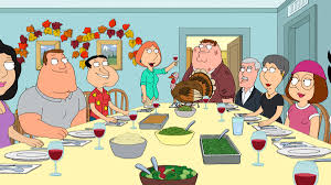 thanksgiving dinner jokes family guy general discussion upcoming episode thread page 134