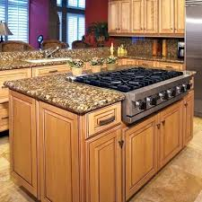 kitchen islands with cooktop 1000 images about cooktops on stainless steel kitchen