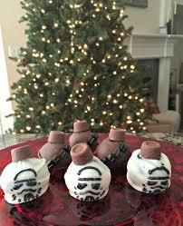 disney themed oreo cookie ornaments wars