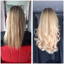 22 inch hair extensions before and after hair extensions hair art