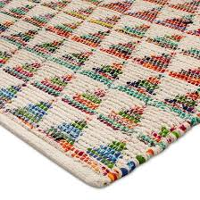 multicolor abstract woven accent rug 2 u0027x3 u0027 threshold target