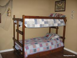 Bunk Bed Tidy Help Keep Their Room Tidy Raising Olives