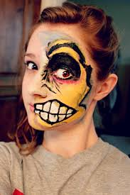 Scary Halloween Looks 92 Best Sfx Makeup Body Paint Images On Pinterest Body Paint