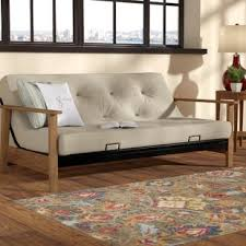 extra large futon wayfair