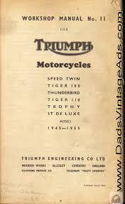 triumph www dadscyclemags com