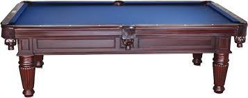 Imperial Pool Table by The Hillsdale Imperial Billiard Table Take A Break Spas