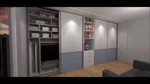Schlafzimmerschrank Cabinet Cabinet Einbauschrank Nach Maß Youtube
