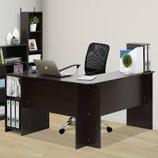 realspace magellan collection l shaped desk espresso 71 most killer cheap l shaped desk white office bush furniture cabot