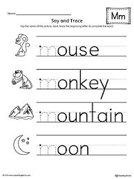 early childhood alphabet worksheets beginning sounds worksheets