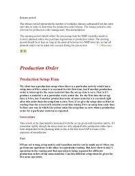 sap production order table 6714600 sap production planning table