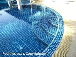 pool tile ideas swimming pool tile design ideas glass on steps parkapp patterns