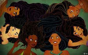 princesses color important