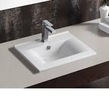 new renato semi recessed basins vitrous ceramic wholesale bathroom
