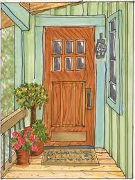 drawing door u0026 front door drawing front door drawing drawing