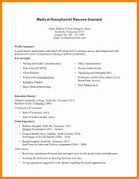 medical assistant resume examples resume example and free resume