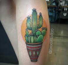 the 36 coolest cactus tattoos to ever exist tattooblend