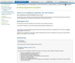 ssl how to order a new ssl certificate