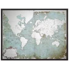 Amazon World Map by Excellent Trendy Wall Wooden World Map Wall World Map Wall Art