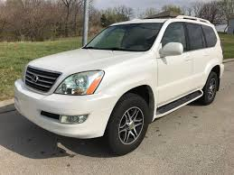 lexus suv gx price 2007 lexus gx 470 4 door suv all wheel drive 4 x 4 with 3rd row