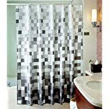 Grey Shower Curtains Fabric Amazon Com Grey Shower Curtains Shower Curtains Hooks