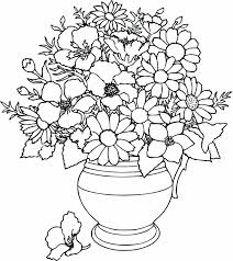 printable coloring pages for adults flowers free beautifull flower coloring pages coloring pages