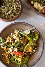 pasta salad bruschetta pasta salad lovely little kitchen