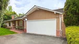 Garage Door Curb Appeal - curb appeal when all that is visible from the curb is the driveway