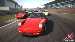 porsche yellow bird ruf ctr yellowbird available now assetto corsa