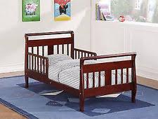 toddler bed baby relax furniture natural sleigh crib mattress boys