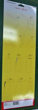 pattern grading easy sew easy french curve ruler with grading rule essential for