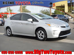 used toyota prius for sale in mesa az edmunds