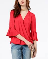 tops online bell sleeve tops shop for and buy bell sleeve tops online macy s