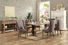 homelegance 5428 84 anna claire formal dining room set with side