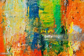 abstract painted yellow art backgrounds stock photo getty images