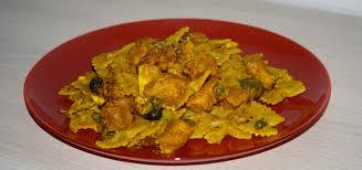 cuisine tunisienne pate au thon pates tunisiennnes au curcuma makrouna zaara za3ra