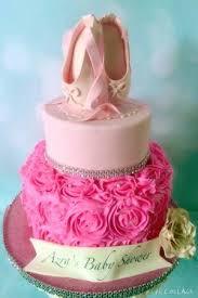 ballerina baby shower cake baby shower sweet cake