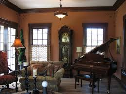 interior paint colors with dark wood trim brokeasshome com