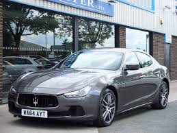 metallic maserati second hand maserati ghibli 3 0 dv6 premium auto for sale in