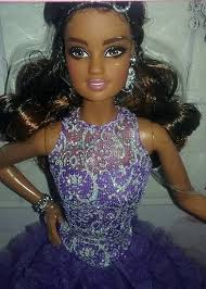 Barbie Doll Quinceanera