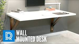 How To Build An Office Desk Office Desk Build Office Desk A Wall Mounted Throughout Your Own
