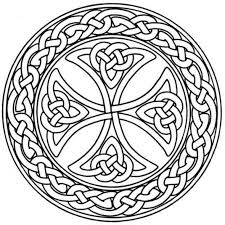 elegant celtic mandala coloring pages 29 coloring pages