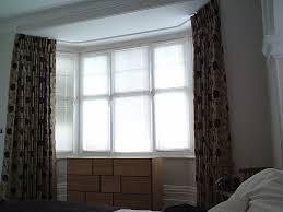 Drapery Designs For Bay Windows Ideas Window Curtain Beautiful Bay Window Curtain Rails Curved Bay