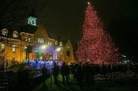 join the seton tree lighting ceremony on