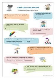 12 free esl retelling worksheets